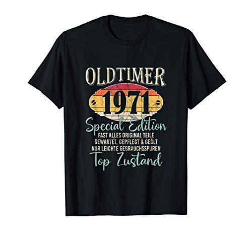 Oldtimer Modell 1971 - 50. Geburtstag T-Shirt