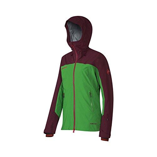 Mammut Damen Snowboard Jacke Pischa Hs Hooded Jacket
