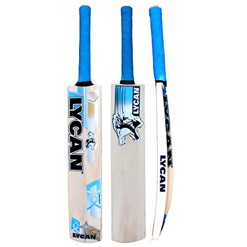 Lycan Beast Size 4 Populer Willow Cricket bat (for Age 9 to 11)
