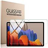 Galaxy Tab S7 Plus フィルム SM-T970/T976 Freesun 日本旭硝子製 硬度9H Galaxy Tab S7 Plus ガラスフィルム 12.4インチ 2.5D ウンドエッジ加工 強化ガラス 高透過率 耐指紋 自動吸着 撥油性 保護フィルム
