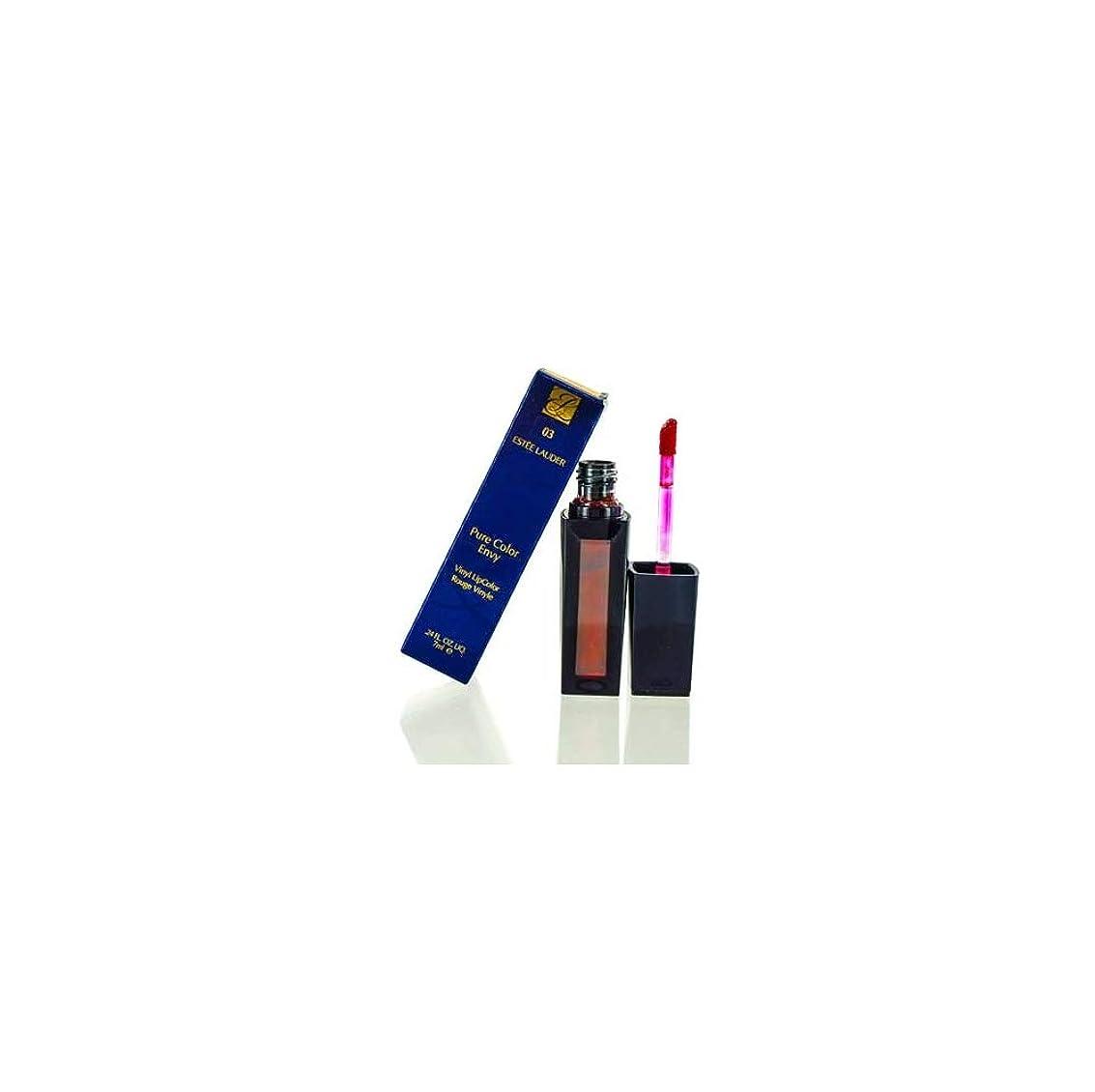 変装フレキシブル特別なエスティローダー Pure Color Envy Vinyl LipColor - # 03 Shock 7ml/0.24oz並行輸入品