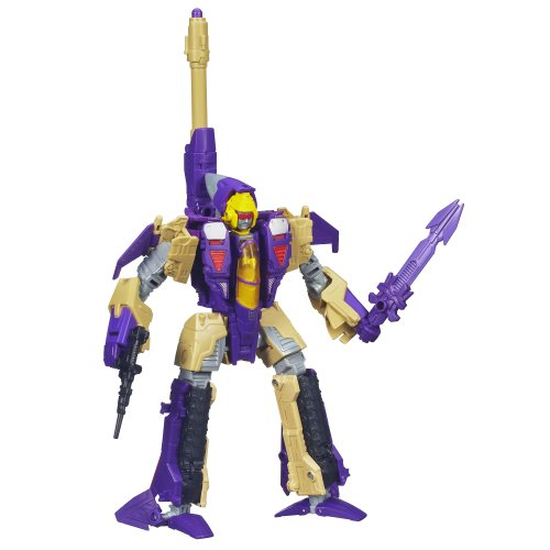 Transformers Generations Voyager Class Blitzwing Figure