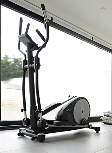 JTX Tri-Fit: Extendable Long Stride and Incline Cross Trainer.