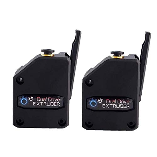 3D Printer Extruder Dual Drive BMG Cloned Bowden Accessories 1.75mm Filament Universal 2PCS Printing Accessories