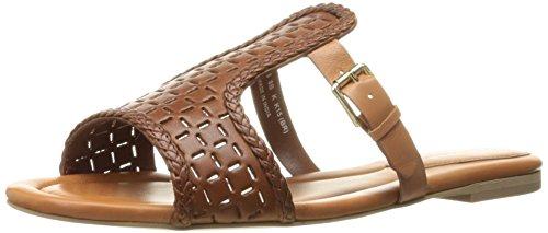 Cole Haan Women's Elettra Huarache Sandal, Acorn, 8.5 B US