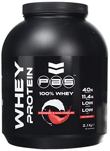 Pro Athlete Supplementation 100% Whey Protein