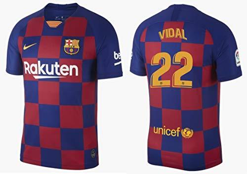 Unbekannt Trikot Kinder 2019-2020 Home La Liga - Vidal 22 (128)
