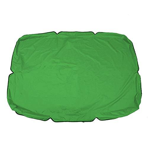 Takefuns Cubierta de repuesto para toldo de columpio de lujo, protección UV, para patio o patio