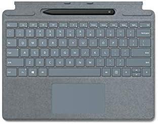 Microsoft Surface Pro X Signature Keyboard with Slim Pen Ice Blue 25O 00041 product image