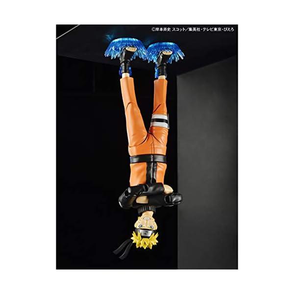 BANDAI Uzumaki Model Kit 16 CM Naruto Figure-Rise, (BDHNA553348) 5