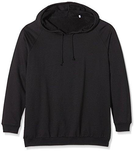 Stedman Apparel Hooded Sweatshirt Unisex/ST4200, Felpa Uomo, Black Opal, XXXXL
