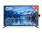 "Cello ZF0205 50"" inch Full HD LED TV with built-in DVD Player"