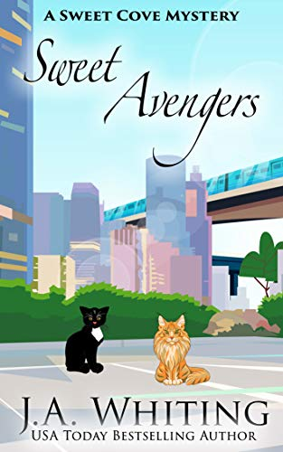 Sweet Avengers (A Sweet Cove Mystery Book 18) (English Edition)