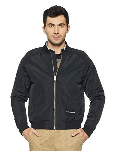 Calvin Klein Jeans Men's Jacket(4AFJS95099_Ck Black_XL)