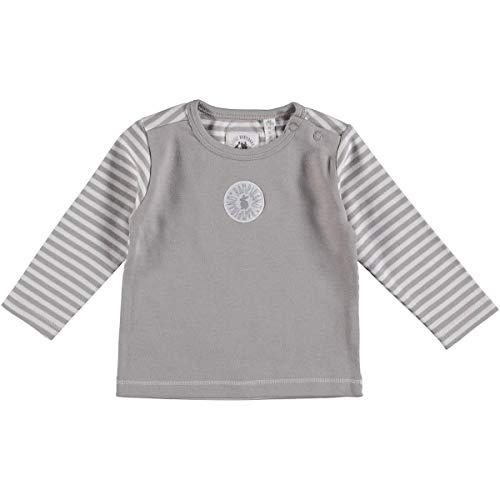 Little Bampidano Bébé Garçon Fille Shirt Manches Longues Beige Preemie Organic Cotton - Beige, 56