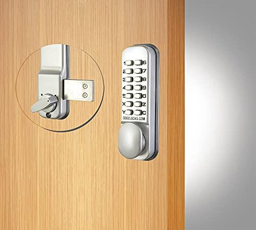 Codelocks - Cerrojo con pulsador y Teclado mecánico