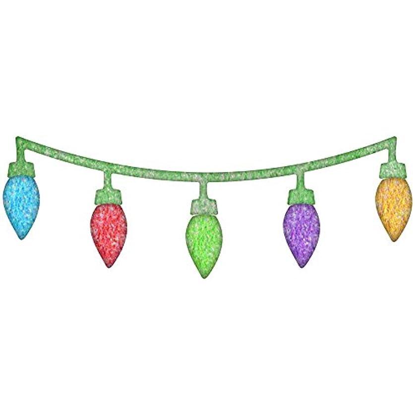 Cheery Lynn Designs B131 Christmas Lights Swag
