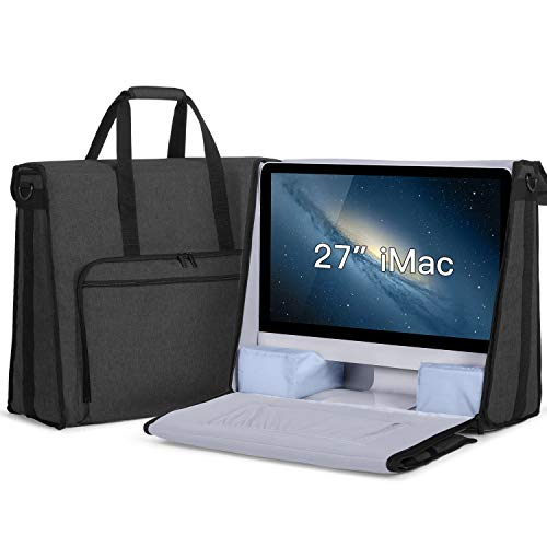 Damero Tragetasche Kompatibel mit Apple iMac 27