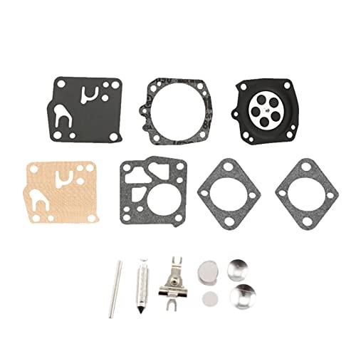Accesorios de carburador, Kit de herramientas de reparación de carburador XL-12 XL RK-23HS RK23HS RK-23-HS Piezas de motosierra de carburador Fácil de instalar y duraderas para el amante de la motocic