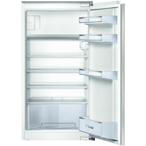 Bosch KIL20V60 Serie 2 Einbau-Kühlschrank mit Gefrierfach / A++ / 102,5 cm Nischenhöhe / 160 kWh/Jahr / 158 L / MultiBox / SafetyGlass
