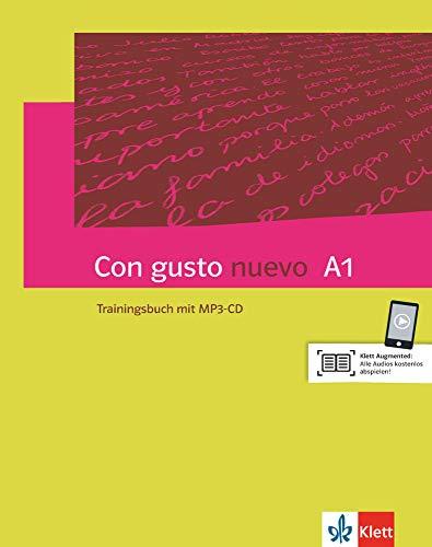 Con gusto nuevo A1: Trainingsbuch mit MP3-CD