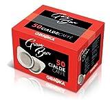 150Cápsulas papel Ese 44mm café Gimoka Gran bar Intenso
