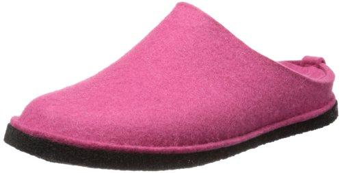 HAFLINGER Unisex-Erwachsene Flair Soft Pantoffeln, Pink (Fuchsia 34), 40 EU