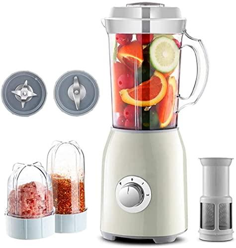 Máquina para hacer helados para el hogar Multi Licuadora Procesador de Alimentos...