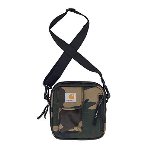Carhartt Essentials Bolsa, Small Camo Laurel Multicolor Unisex Osfm