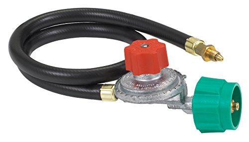Bayou Classic 5HPR Adjustable High Pressure Regulator 0-10 PSI - Discontinued by Manufacturer