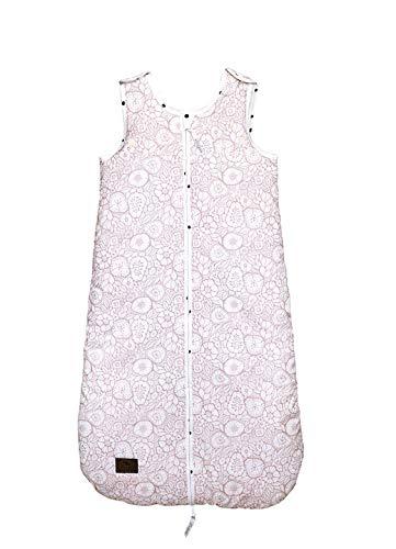 Sleepee Unisex baby M451M017 slaapzak, roze (roze 2000), One Size (fabrikantmaat: 55 x 39 cm)