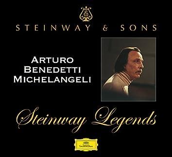 Steinway Legends: Arturo Benedetti Michelangeli
