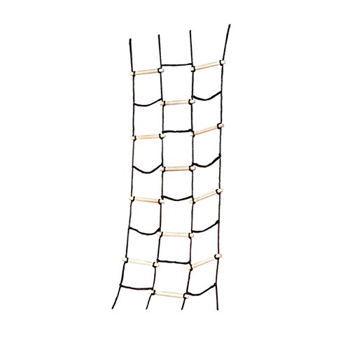 Swing-N-Slide WS 4481 Climbing Cargo Net for Kids Outdoor Play Sets, Jungle Gyms, SwingSets & Ninja Warrior Style Obstacle Courses (NE 4481-1)