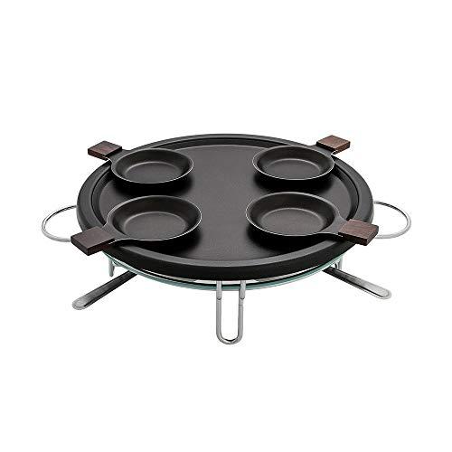 Raclette-Grill Forma Inox - 9 peças