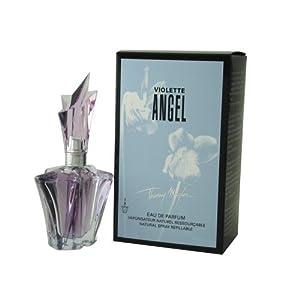 b6074cb75112a8 Angel Violet by Thierry Mugler Eau De Parfum Spray Refillable .8 oz for  Women image