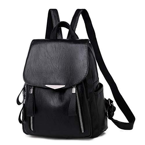 Fascigirl Women Mini Backpack Waterproof Casual Faux Leather Small Fashion Travel Daypack Women Cute Backpack