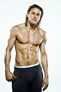 """Best Sons of Anarchy Charlie Hunnam as Jackson""""Jax"""" Teller Shirtless HOT 11 x 17 Poster/Litho Review"""