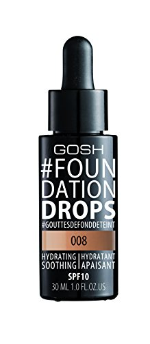 Gosh Copenhagen, Base de maquillaje (08 Honey) - 1 unidad