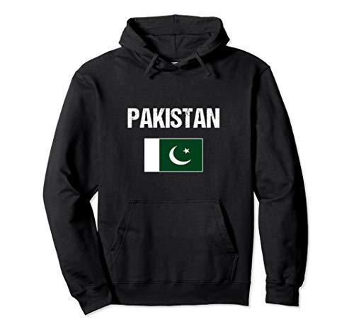 Pakistanische Stolz Kulturerbe   Pakistan Flagge Pullover Hoodie