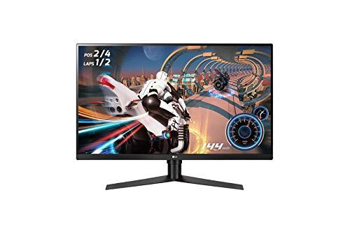LG UltraGear 32-inch QHD Gaming Monitor (32GK850F-B) with Radeon Freesync 2 Technology