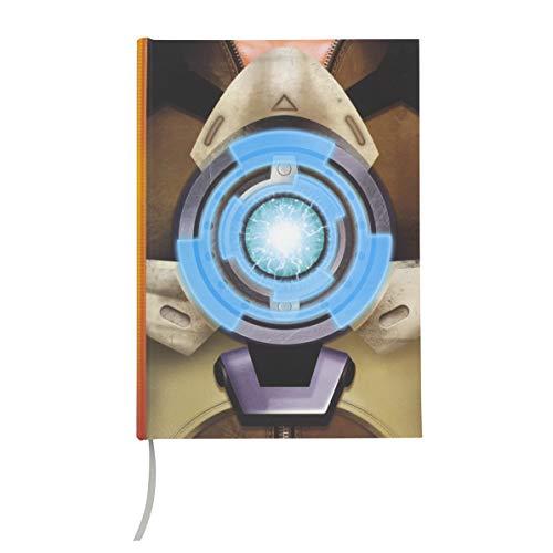 Paladone Products Overwatch Notebook Light Up Tracer Schreibwaren