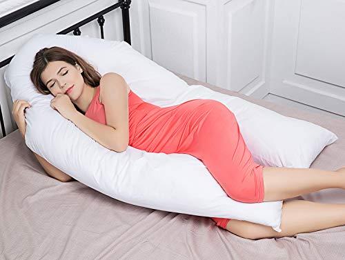 Duck&Goose Almohada de Maternidad, Almohada de Apoyo al Embarazo, Almo