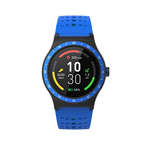 SPC Smartee Pop Smartwatch (IPS, Linux, Bluetooth 4.0 BLE)