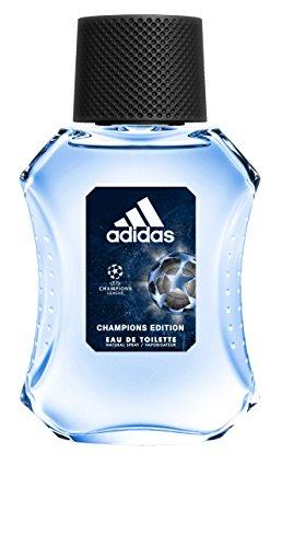 Adidas Uefa Champions Edition Eau De Toilette Para Hombre - 50 ml