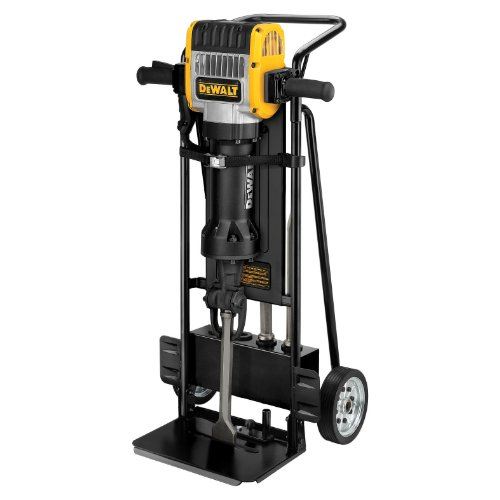 DEWALT Demolition Hammer / Pavement Breaker with Hammer Truck, 15-Amp (D25980K)