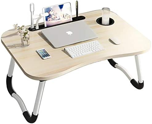 Financial sales sale Laptop Table for Bed,Multi-Functional Bed Tray Oakland Mall wi
