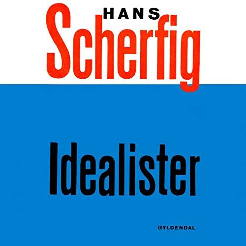 Idealister audiobook cover art