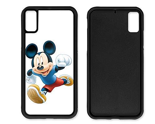 Blitzversand, custodia protettiva in 2D per Samsung Galaxy S6 Edge Plus Mickey Mouse compatibile con Samsung Galaxy S6 Edge Plus