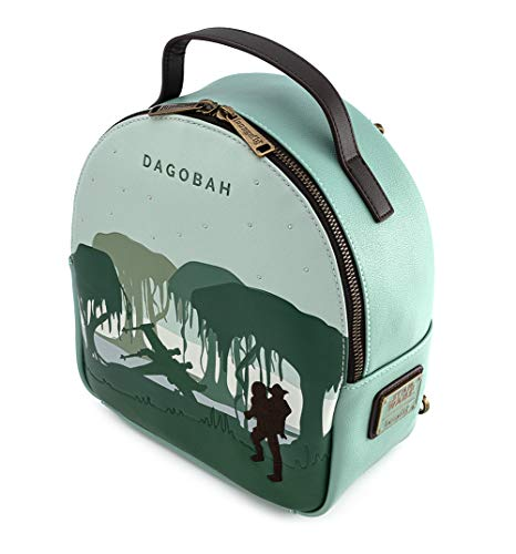 Loungefly Backpacks Star Wars Dagobah Backpack Set