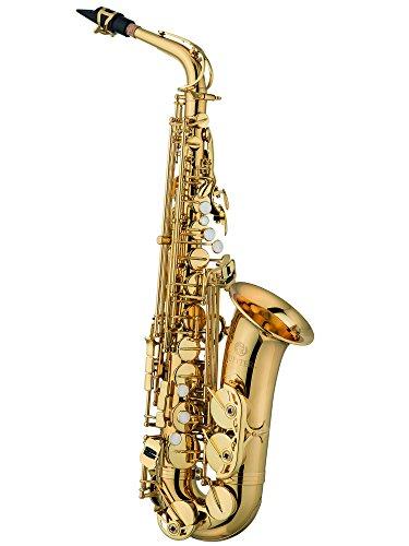 Jupiter jas700q Saxofón Alto-Lacado en oro